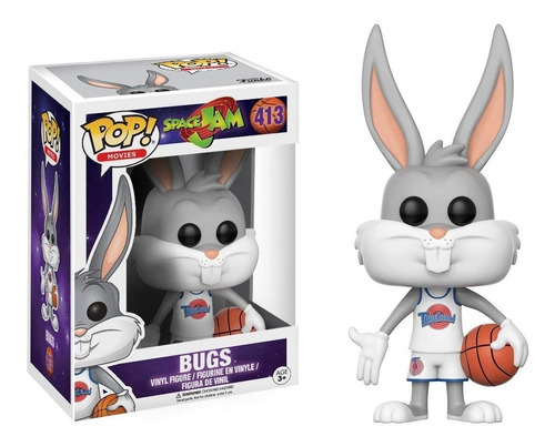 bugs bunny space jam bugs funko pop movies buho store