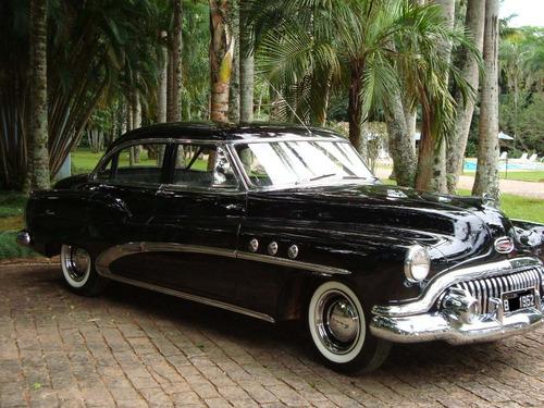 buick 1952 placa preta- fauze veiculos