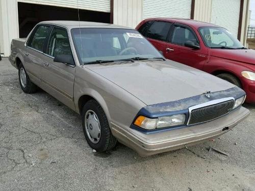 buick century 1989-1996: manijas de exterior