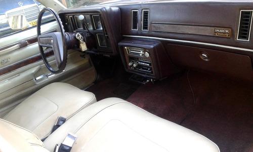 buick century special 1980