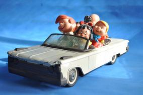 Juguete Telerin Antiguo Gorgo Familia Descapotable Buick pUzVqMS