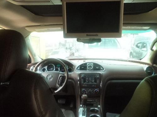 buick enclave 2013 5p v6 3.6 aut awd q/c piel dvd 7 pas