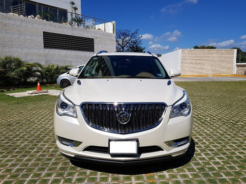 buick enclave premium 2015 awd blanca