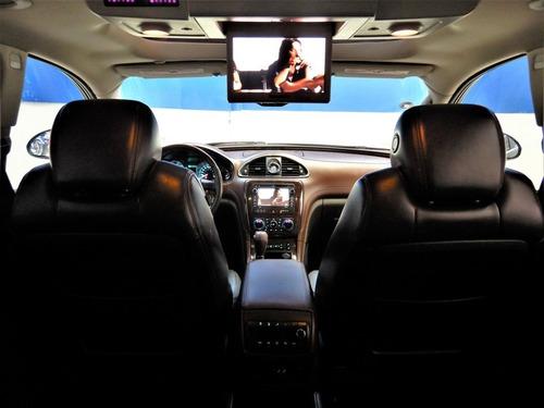 buick enclave premium piel dvd gps 2013