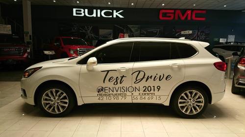 buick envision 2019 demo