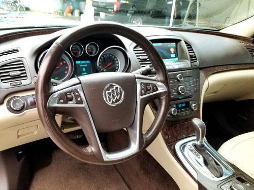 buick regal 2.0 l4 turbo 258hp. 6vel. at 2013