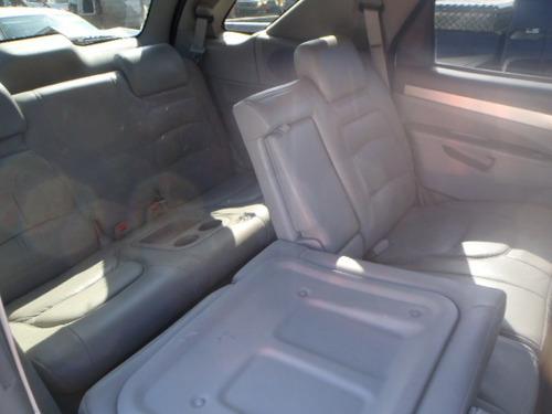 buick rendezvous 2004 se vende solamente  en partes