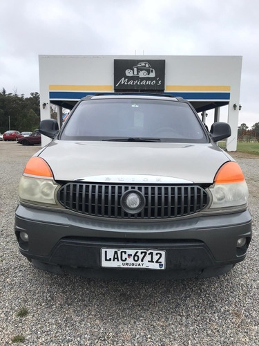 buick rendezvous rural suv