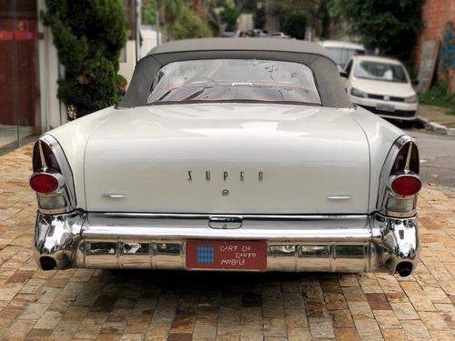 buick s 50 super conversível  1957
