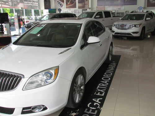 buick verano 2.0 premium turbo at blanco 2013