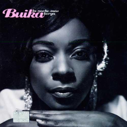 buika la noche mas larga cd disco con 11 canciones