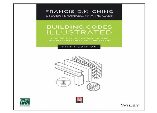 building codes ilustrated fifth edition francis ching enp df