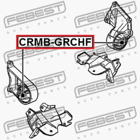buje base motor gran cherokee 99-05 crmb-grchf