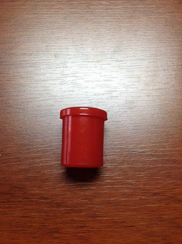 buje mediano ballesta gemelo rojo 18025
