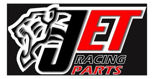 buje separador de rueda ø17x10 para karting color negro