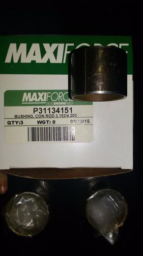 bujes de bielas p/motor perkins 3.152 # p31134151