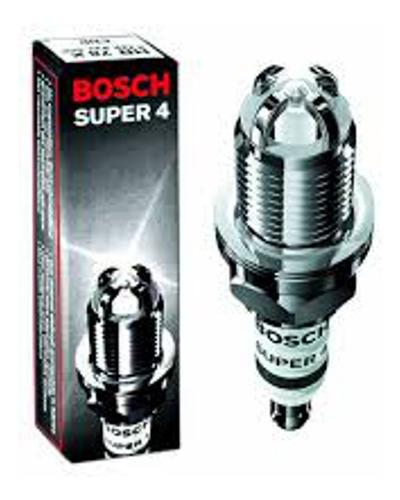 bujia 4 electrodos bosch super 4 plus fr78x