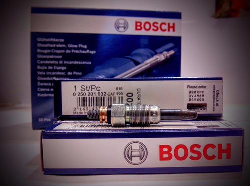 bujia bosch calentadora para vw polo 1.9 diesel
