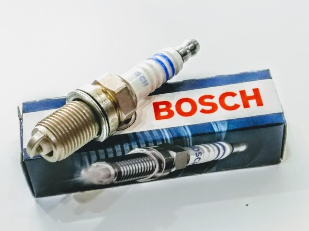 bujía bosch fr7dc un electrodo 90 00 en mercado libre
