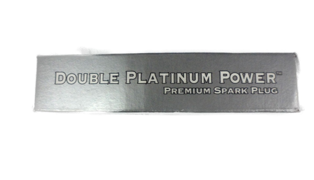 Bujia Doble Platino Ford Fx4 Explorer Mustang Expedition