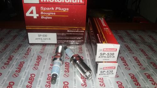 bujia ford fiesta/ka /ecosport 1.6 original iridium c/u
