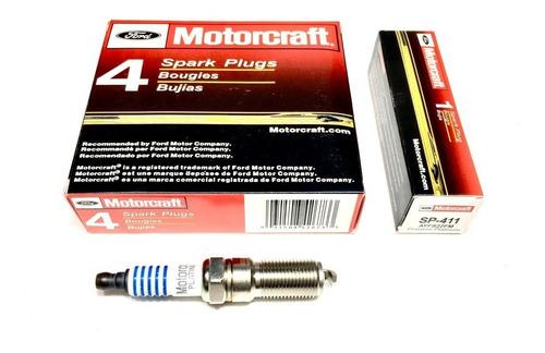 bujia platinum ford fiesta max move power super duty sp 411