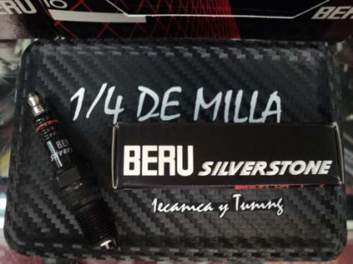 bujias beru silverstone ford grand marquis 4.6 92-04