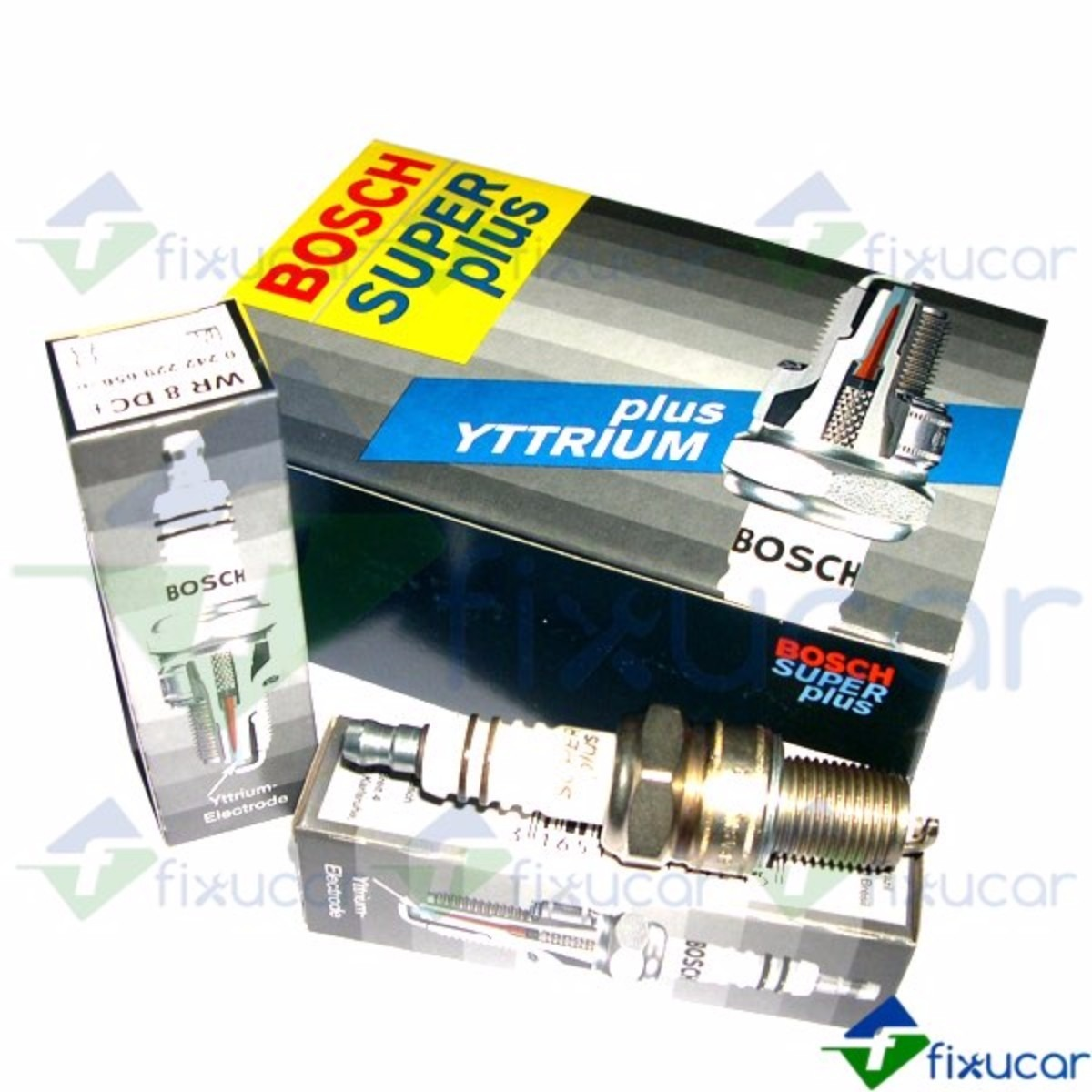 + 1 Bosch 1 buj/ía Super Plus WR7DC+