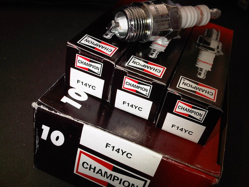 bujias champion f14yc