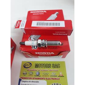 Bujias Doble Iridium Honda Cr-v Pilot Accord Dilzkr7a11g