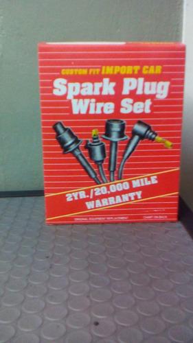 bujias para cables para