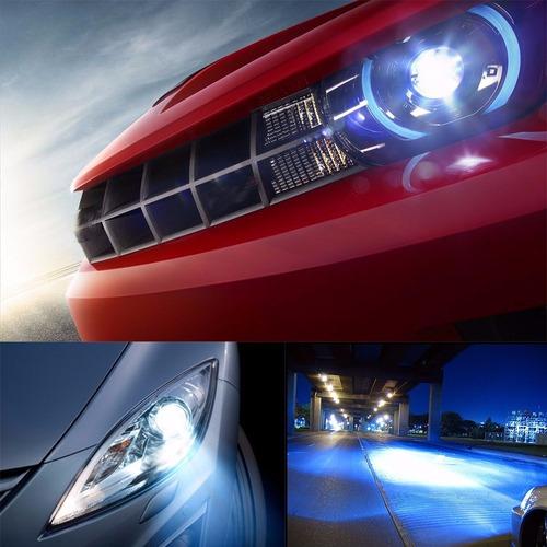 bulbo bi-xenon hid reemplazo luz automotriz motorizado 9007