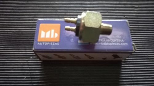 bulbo interuptor de luz de freno de ford falcon 62/81 nuevo