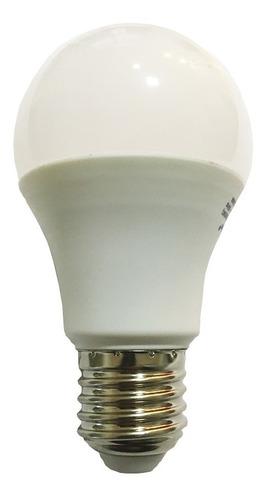 bulbo led clásica interelec 7w e27 a60 fria oferta  garantia