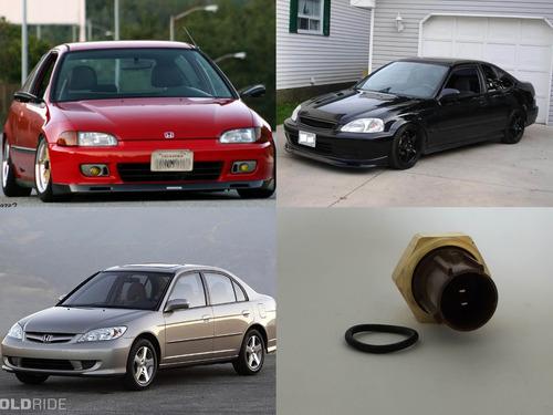 bulbo motoventilador honda crv 1997 1998 1999 2000