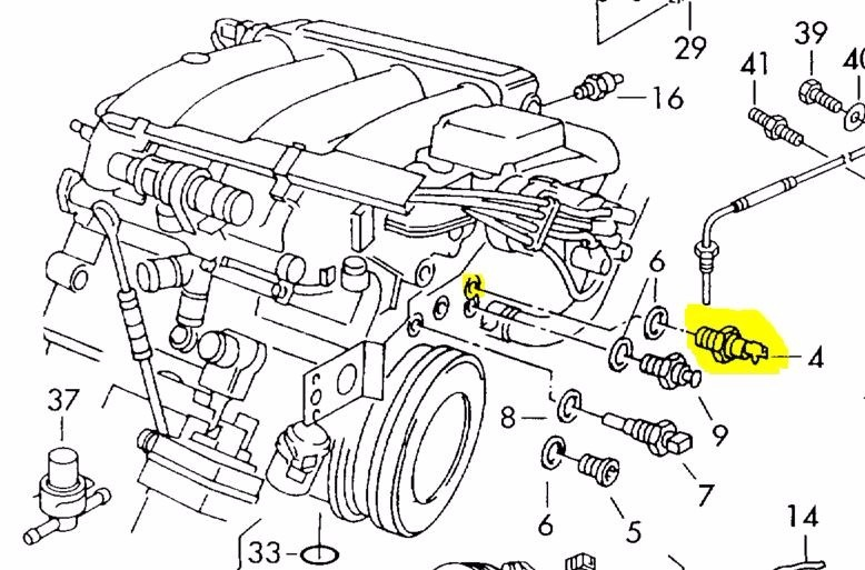 2wer0 Coolant Temperature Sensor 2001 Audi A6 4 2 as well 2000 Vw Passat Radio Wiring Diagram in addition Beltvolksw02 moreover 2000 Jetta Abs Module Wiring Diagram also Numero De Serie O Vin De Que Me Estas Hablando. on volkswagen passat