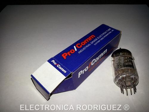 bulbo procomm 7b7 electron tube valvula electonica bulbos