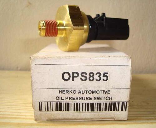 bulbo sensor presión de aceite cherokee xj