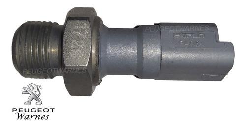 bulbo sensor presion de aceite original peugeot 207 compact