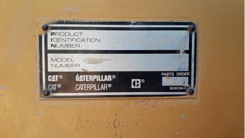buldozer caterpillar d5c