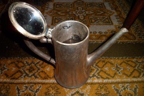 bule antigo prata 90 wmf