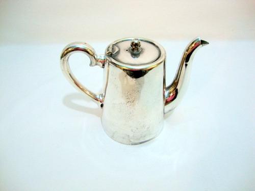 bule de café em prata 90