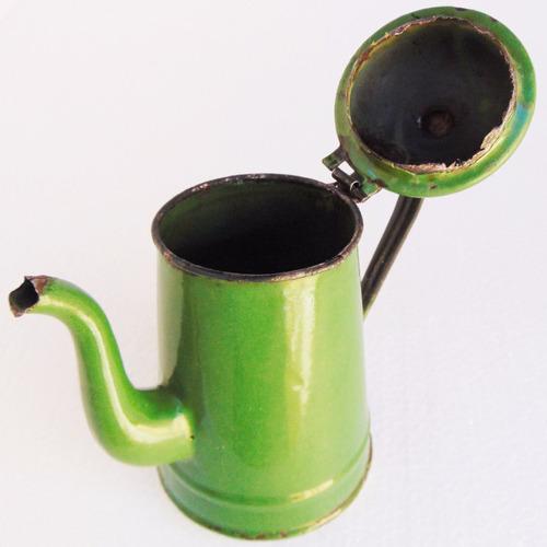 bule esmaltado ágata café chá decorativo decoração e cozinha