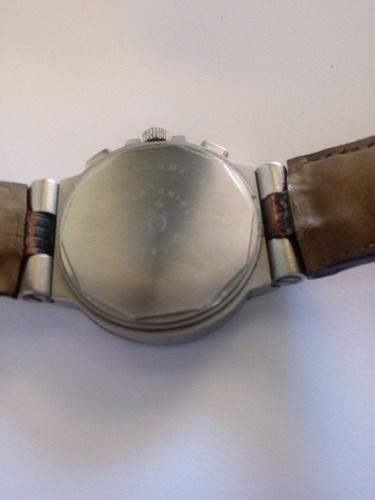 bulgari diagono sport cronografo - original
