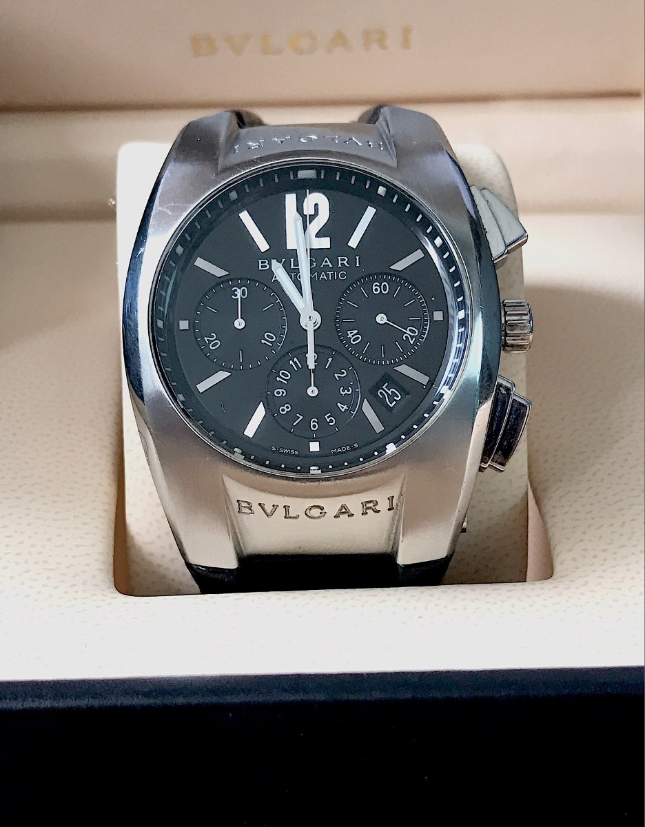 1ba36c6446a Bulgari Ergon Chronograph