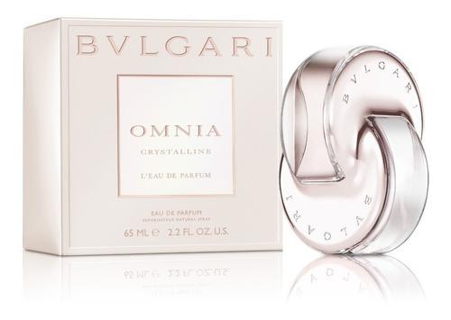 bulgari omnia crystalline spray mujer 65 ml l-eua de parfum