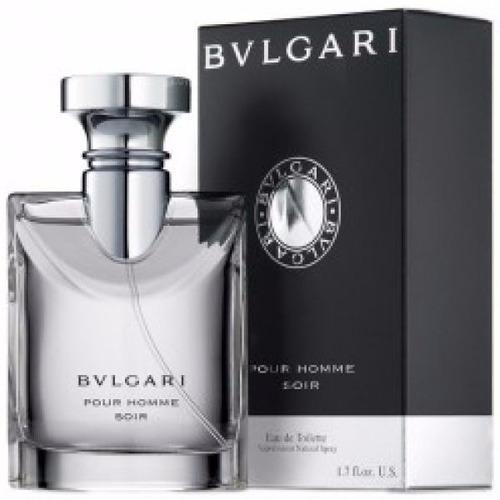 bulgari pour homme soir x 100 ml... imperdible promocion..!!