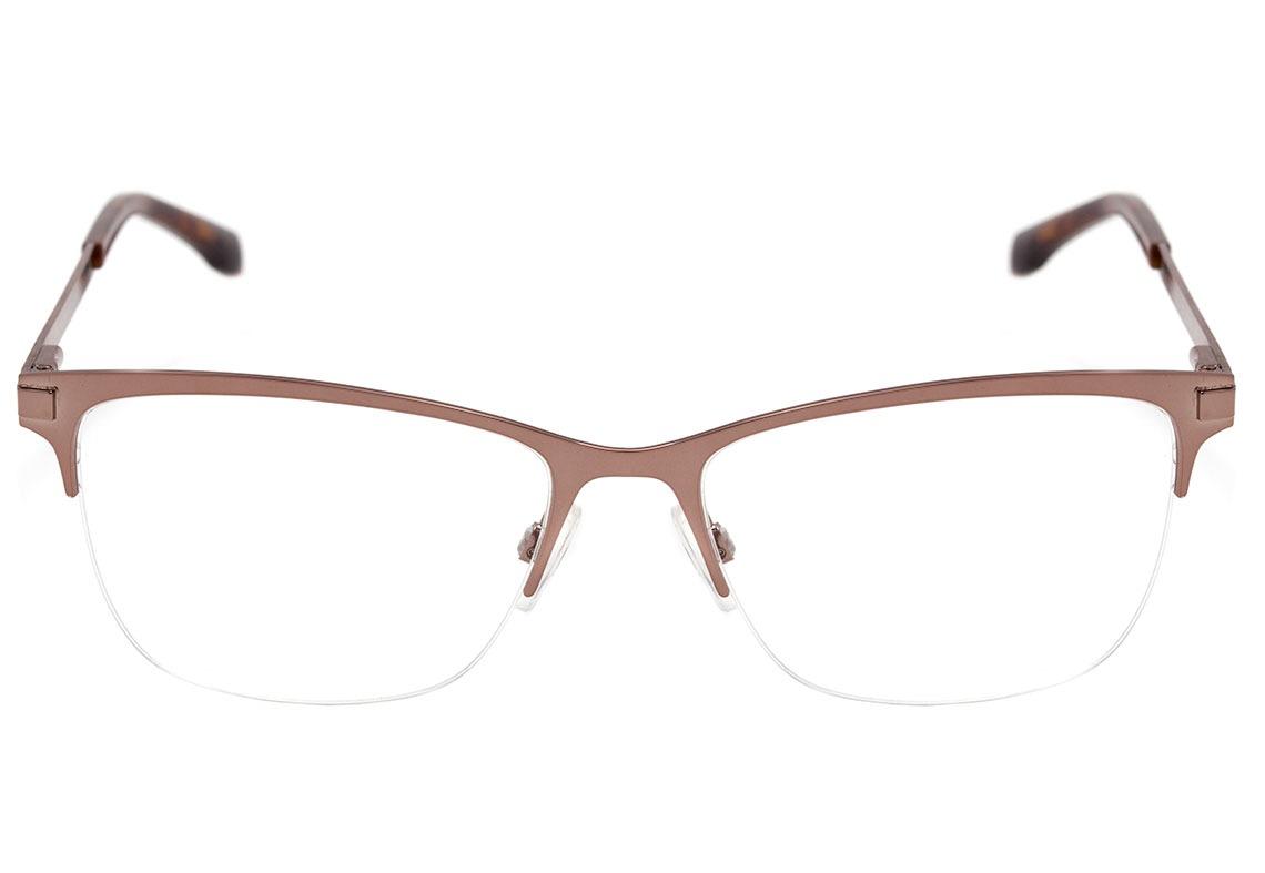 Bulget Bg 1550 - Óculos De Grau 01a Marrom E Marrom - R  239,00 em ... f4a62876ef