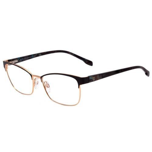 124e882dd24a4 Bulget Bg 1568-óculos De Grau 09a Preto Fosco E Dourado - 16 - R ...