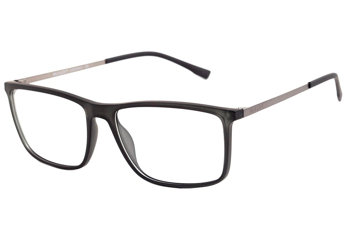 4092fd72409fa bulget bg 4039 - óculos de grau t01 preto e cinza fosco -. Carregando zoom.